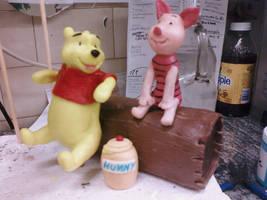 Winnie the Pooh by Speezi