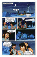 TANUKI BLADE ISSUE 001 - PAGE 11 OF 24 by Speezi