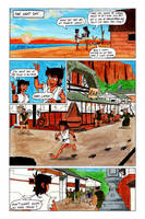 TANUKI BLADE ISSUE 001 - PAGE 14 OF 24 by Speezi