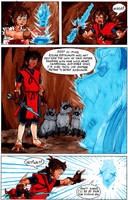 TANUKI BLADE ISSUE 002 - PAGE 7 OF 16 by Speezi