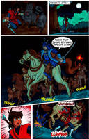 TANUKI BLADE ISSUE 002 - PAGE 8 OF 16 by Speezi