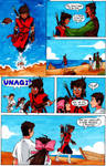TANUKI BLADE ISSUE 002 - PAGE 15 OF 16 by Speezi