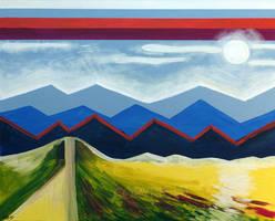 Ridge by LauraHolArt