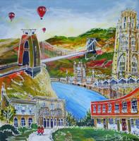 Bristol Waters by LauraHolArt