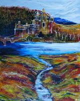 Eilean Donan by LauraHolArt