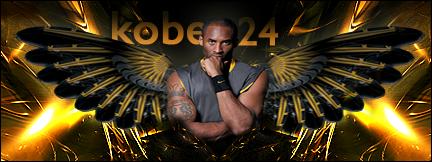 Kobe Bryant C4D by rryzzel