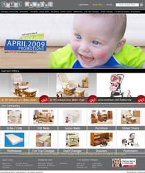 Tutti Bambini - Web Design by DrDuke
