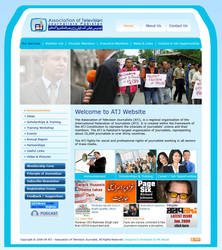ATJ - Website Design by DrDuke