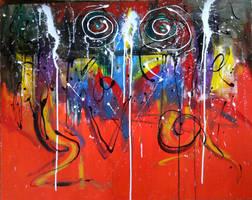 work-156, SOLD by Polanco M29 by ekosyaiful