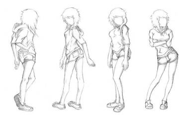 Poses by RadicalFlaw