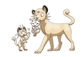Koonya Kitten by IndigoBlackbird