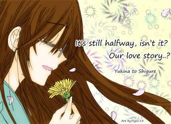 Himuro Yukina - Love Story by FlyncSylinc