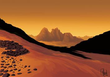 Mars by 1980Fabio