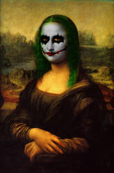 Joker Lisa by DonHawk