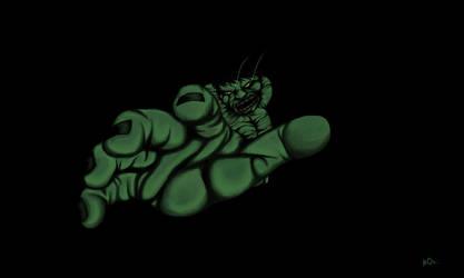 Hulk by SilverCrow171