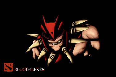BLOODSEEKER by SilverCrow171