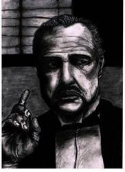 Vito Corleone by SubLeLumiere