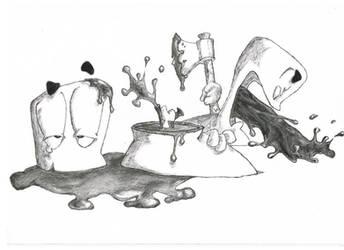 Worms Misunderstanding by SubLeLumiere