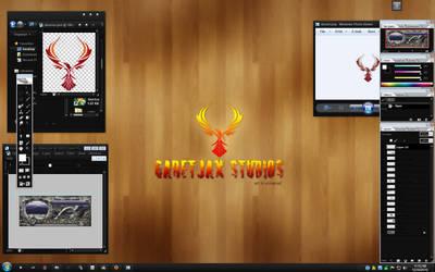 My Desktop by garet-jax