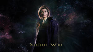 The 13th Doctor by natestarke