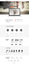 Joomla template - Startup by DarkStaLkeRR