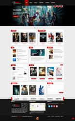 Joomla template - Movie by DarkStaLkeRR