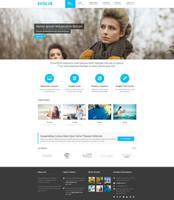 EVOLVE - Responsive Multi-Purpose HTML5 Template by DarkStaLkeRR