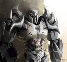 Megatron by Miklche04