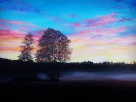 Sunset by Nayraelin