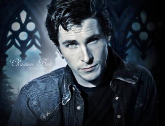 Christian Bale by LanaArts