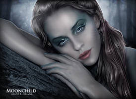 Moonchild by LanaArts
