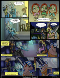The Selection - page 11 by AlfaFilly