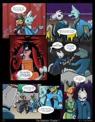 The Selection - page 17 by AlfaFilly