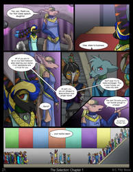 The Selection - page 21 by AlfaFilly