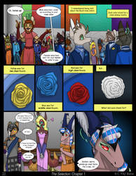 The Selection - page 22 by AlfaFilly