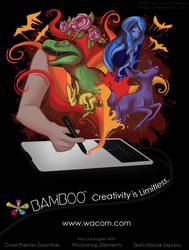 Bamboo Creativity Explosion by AlfaFilly