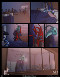 The Selection - page 64 END CHAPTER 1 by AlfaFilly
