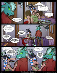The Selection - Ch2 page 6 by AlfaFilly