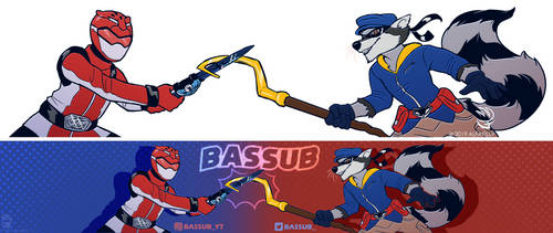 Com: Bassub Banner by AlfaFilly