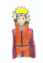 Naruto Prince Reference by spiralmaestro