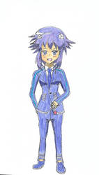 Neptune's Monster Musume RP Clothes by spiralmaestro