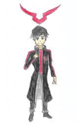 Lelouch's Madoka Magica RP Clothes 2018 by spiralmaestro