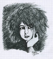 Robert Smith. by ZhahiraRotting