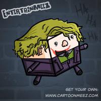 Why so boxy? - Joker by tafkase7en