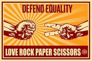 Rock Paper Scissors by T1o