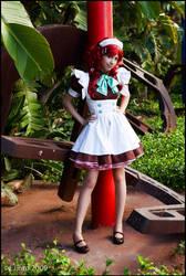 Little maid by IchigoKitty