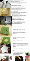 Liquid plastic (resin) tutorial by IchigoKitty