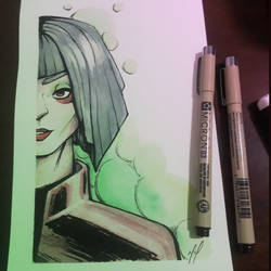 Green by raychell1