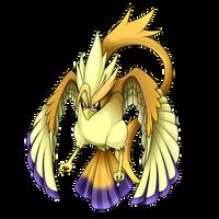 +Pokemon - Mega-Pidgeot Shiny+ by Shadowa-93