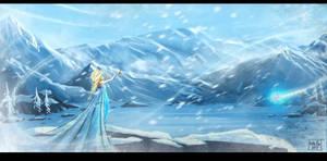 Frozen by Kate-FoX